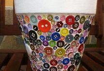 Button mosaic