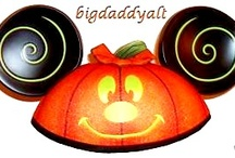 Disney, Halloween / by Stacy O'Haro-Bowman