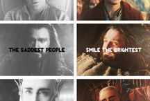 LOTR/Hobbit / The most amazing movie franchise in the universe.  / by Olivia Cerio