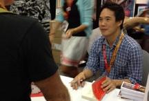 San Diego Comic-Con 2012 / by Pantheon Books