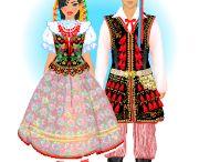 Polish Costumes