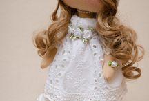 T.conne dolls / dolls sewing