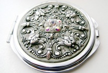 COMPACTS / I dedicate this board to my Mom who collects these. / by Regina Rymer