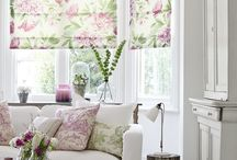 Fabulous florals / Get some decor inspiration for your home with these fabulous florals (from prints to tableware and wallpaper) that will instantly brighten your living space.