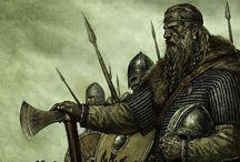 warrior/armor