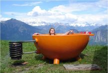 Outdoor Baths and Showers / by Phil Roxworthy