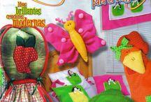 Revistas-Lenceria para el hogar