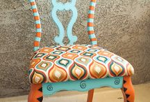 Painted Chairs and more! / by Heirloom Traditions Paint