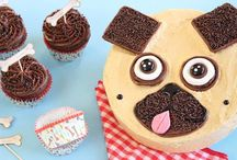 Cakes and Cupcakes / by This Pug Life