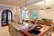kitchen / by Tara Hartl