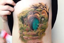 Tattoo idee / Idee tatto da libri, film, serie tv e qualche extra.