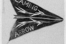 patrol flags