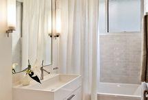 Bathrooms / laundries