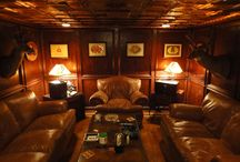 Decoration & Shiz / Color schemes for basement cigar room