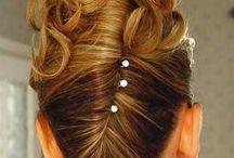 Hair up dos