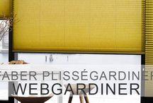 Plisségardiner fra Faber / Plissegardiner efter mål. Faber plisségardiner dansk kvalitet og design. Plissegardinet laves i mange forskellige typer. Dobbelte plissegardiner frithængende. Up & Down plissegardin. Mørklægning plissegardin.