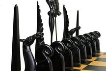 Chess / Interesting Chess sets and boadrs