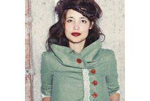 outerwear / by Nancy Andersen