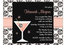 Wedding Invitations With Rhinestones  / Lovely wedding invitations with rhinestones for sale