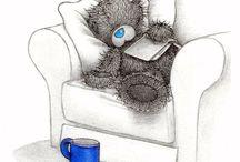 Taddy Teddy / by Martine Faucher