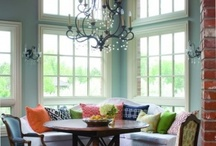 Living Rooms/ Dining Spaces