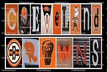 browns / by Shannon Pitt