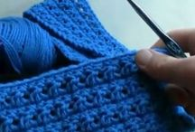 Crochet stitches / by Marie Herbert
