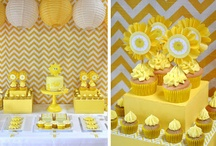 Maddie Sunshine Party / by Stacey Adler