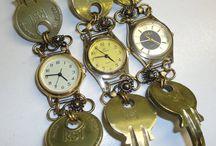šperky, hodinky DIY