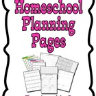 Homeschool Planner / by Erin Alice