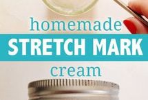 Pregnant stretch cream