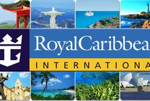 Royal Caribbean cruise / Cruising on the 7 seas / by Anibal Sande
