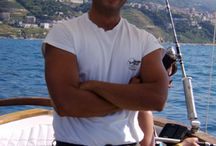 Our Skipper & the NEW BOAT 2015 / Here you find some pic's of our boat and the skipper