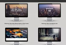 Themes Design / A collection of the best designs available as themes and templates