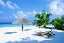 Places I Want to Vacation At