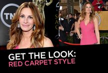 Get The Look: Red Carpet Style / The latest style from the red carpet this Awards season!
