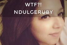 My Blog / www.ndulgeruby.wordpress.com