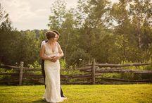 Mariage dans les Cantons / Découvrez des idées, lieux et photos de mariages dans les Cantons-de-l'Est. De tout pour vous aider dans votre planification.
