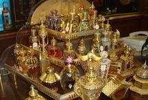 parfémy, kadodla a vůně