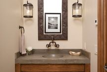 Guest Bathroom - Look Book - Deux Ries