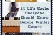 Life hacks / by Kate Sullivan