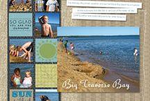 Scrapbooking-Beach / by Lori Zimmerman