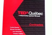 TEDxQuébec - TED / Tout ce qui concerne TED