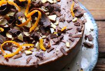 Desserter og kager