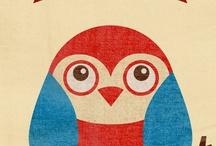 Owlish frolic