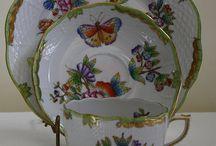 Porcelán -  Herendi