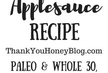 TYH~ Paleo & Whole 30 Recipes / Paleo & Whole 30 Recipes from ThankYouHoneyBlog.com