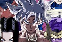 Dragon Ball Z/Gt/Super