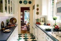 Home : Kitchen / by 13 Woodhouse Road