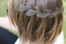 tranças cabelo curto